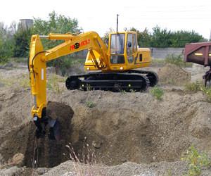 excavator Promex
